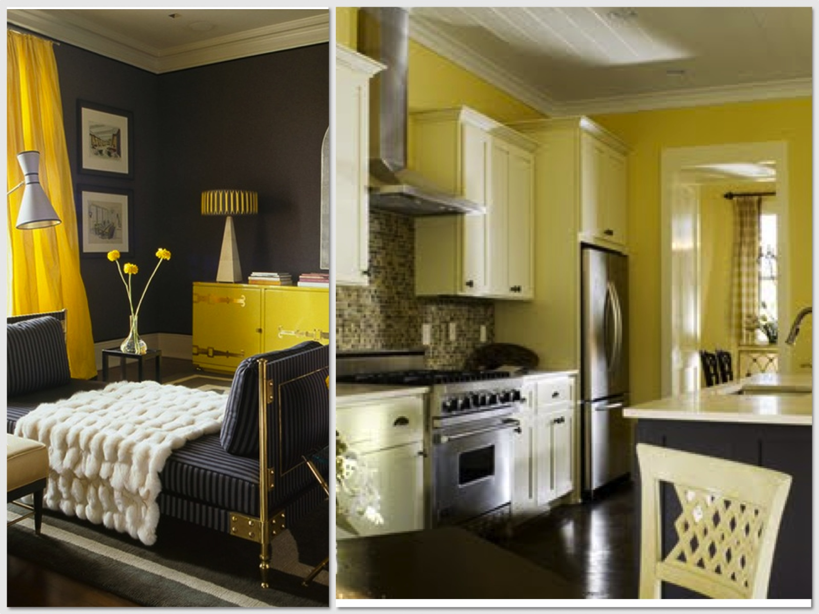 Bedroom Ideas Yellow And Gray yellow and gray bedroom decorating ideas. perfect gray and yellow