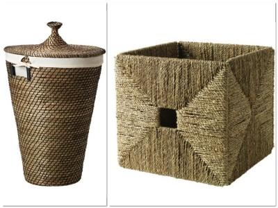 Ikea baskets 1