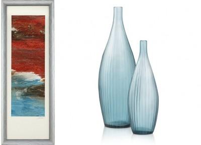 RWB print vase