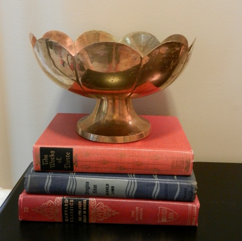 Brass Bowl-Books