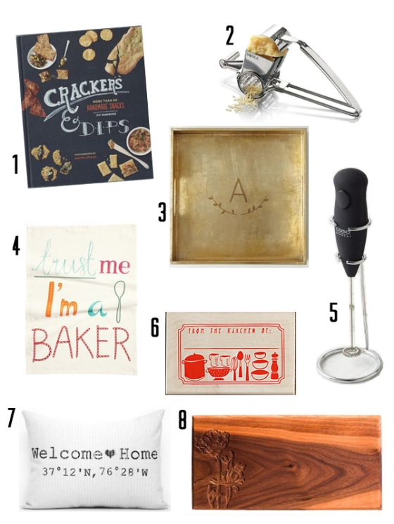 Host-Hostess Gift Guide