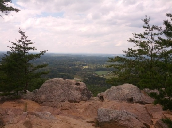 Indian Seats Lookout