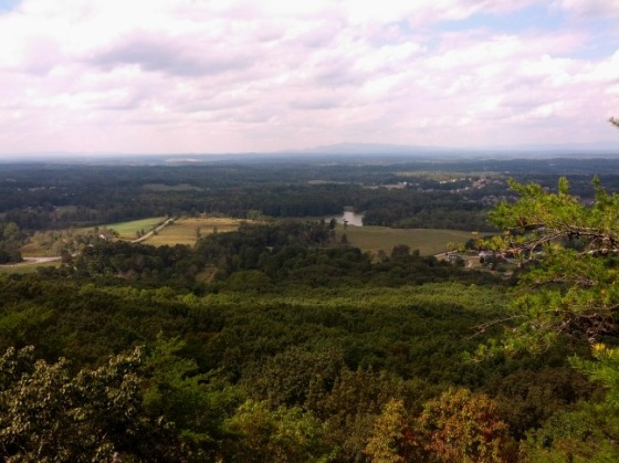 View from Indian Seats