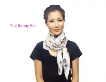 the bunny ear