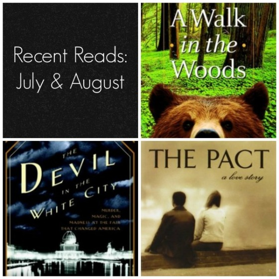 July-August Recent Reads2
