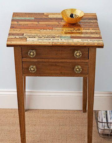 ruler table